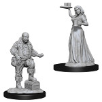 Pathfinder Deep Cuts: Merchants - Male & Female