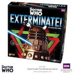 Exterminate! The Doctor Who Miniatures Games