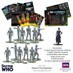 Missy & The Cybermen Expansion Set