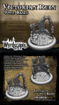 Victorian Ruin 40mm Bases