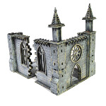 Ruined Gothic Chapel