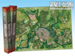 Wings of Glory Game Mat: City