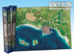 Wings of Glory Game Mat: Coast
