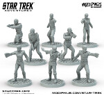 Star Trek Adventures: Romulan Strike Team