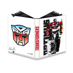 Transformers: Optimus 9-Pocket PRO Binder