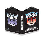 Transformers: Shields 9-Pocket PRO Binder