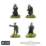Operation Sea Lion: Enemy Agents