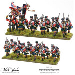 Napoleonic Highlanders Regiment