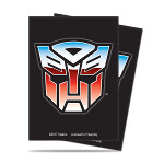 Transformers: Autobot Standard Deck Protector Sleeves (65)