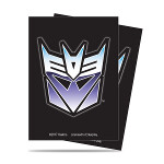Transformers: Decepticon Standard Deck Protector Sleeves (65)