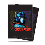 Transformers: Optimus Standard Deck Protector Sleeves (65)