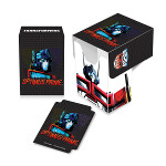 Transformers: Optimus Full View Deck Box