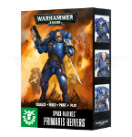 Easy to Build: Space Marines Primaris Reivers
