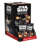 Star Wars Destiny: Empire At War Booster Display
