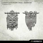 Chaos Legionary Small Banners (2)
