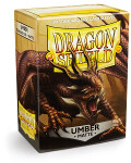 Dragon Shield 100 Box - Matte Umber