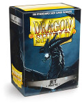Dragon Shield 100 Box - Matte Jet