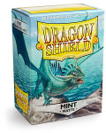 Dragon Shield 100 Box - Matte Mint