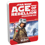 Age of Rebellion Specialization Deck: Soldier - Heavy