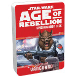 Age of Rebellion Specialization Deck: Soldier - Vanguard