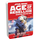 Age of Rebellion Signature Abilities Deck: Soldier