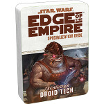 Edge of the Empire Specialization Deck: Technician - Droid Tech