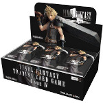 Final Fantasy TCG: Opus IV Booster Case