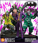 Joker & Clowns Starter Set