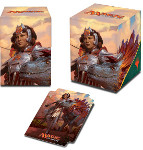 MTG Ixalan: Huatli, Warrior Poet PRO 100+ Deck Box