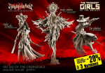 Sisters of the Orphanage Heroines Box 2