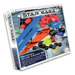 Star Saga: Mercenary Acrylic Counter Set