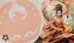 L5R Playmat: The Soul of Shiba