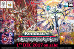 CFV G Clan Booster Vol. 6: Rondeau of Chaos and Salvation Booster