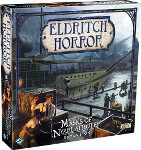 Eldritch Horror Expansion #8: Masks of Nyarlathotep