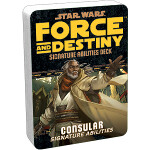 Force and Destiny Signature Abilities Deck: Consular
