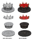 WizKids Unpainted Miniatures: Magic Dias