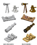 WizKids Unpainted Miniatures: Navigators Pack