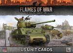 Unit Cards: US Late War