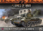 Unit Cards: British Late War