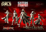 Daughters of the Crucible - All Stars Troops