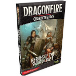 Dragonfire Character Pack: Heroes of the Sword Coast