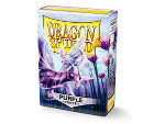 Dragon Shield 60 Box - Matte Purple
