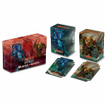 MTG Merfolk vs Goblin Duel Deck Box
