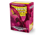 Dragon Shield 100 Box - Matte Magenta