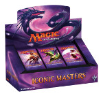 MTG Iconic Masters 2017 Booster Box