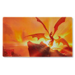 Dragon Shield Play Mat - Yellow 'Elicaphaz' Playmat - Limited Edition