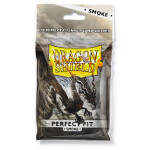 Dragon Shield - Perfect Fit Toploader - Standard Size 100 - Smoke