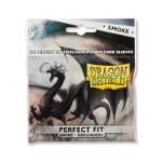 Dragon Shield - Perfect Fit Sideloader - Standard Size 100 - Smoke