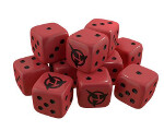 Star Trek: Ascendancy Dice - Klingon