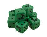 Star Trek: Ascendancy Dice - Romulan